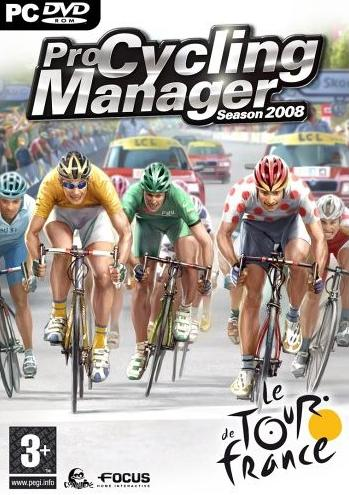 Descargar Pro Cycling Manager 2008 [MULTI5] por Torrent